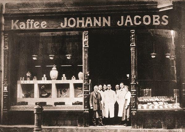 фото кафе Иоганна Якобса