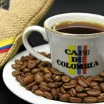 фото чашки с колумбийским кофе