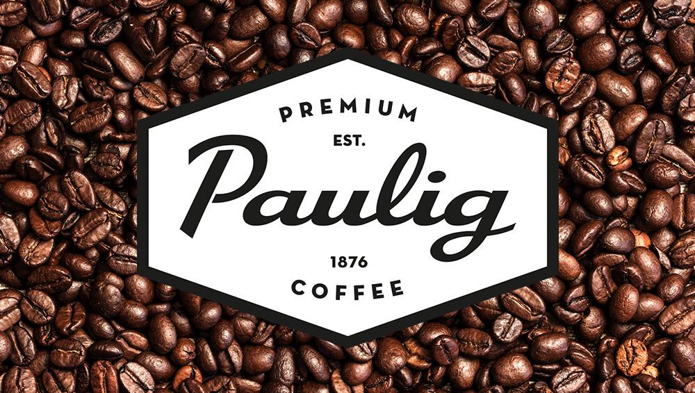 фото эмблемы кофе Паулиг