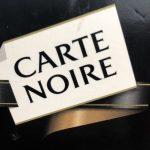 фото эмблемы кофе Карт Нуар