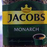 фото этикетки кофе якобс