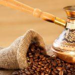 как пошагово сделать кофе в турке