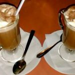 фото кофейного напитка глясе