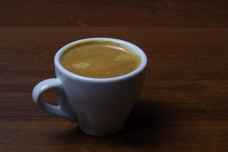 фото правильного эспрессо