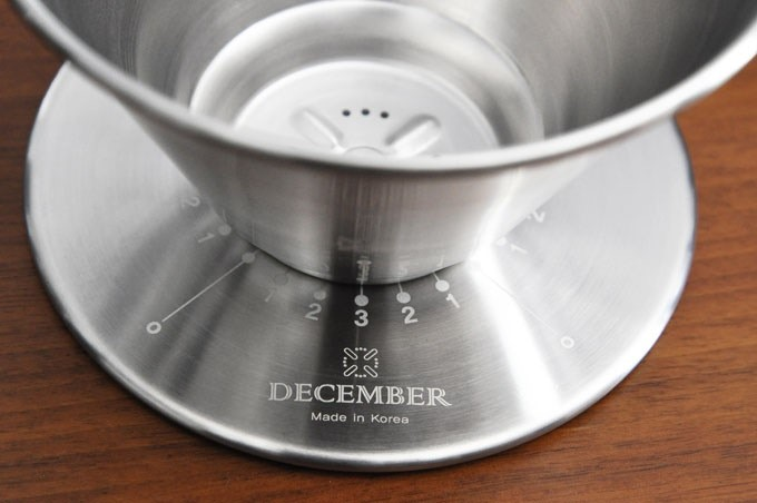 The December Coffee Dripper фото