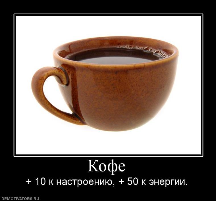 Днем, смешные картинки про кофе утром