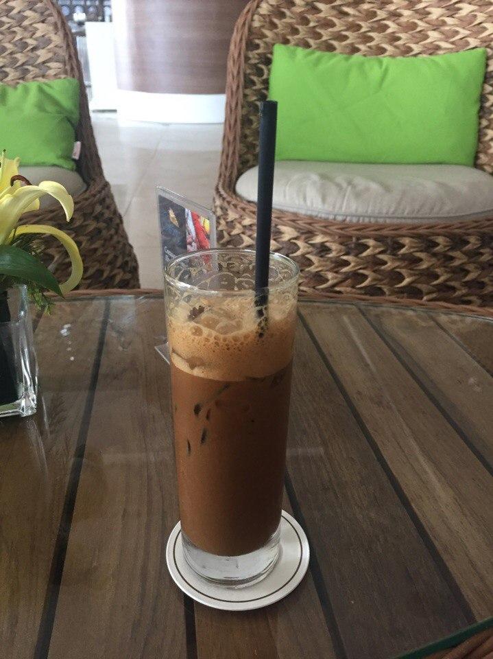 фото вьетнамского холодного кофе