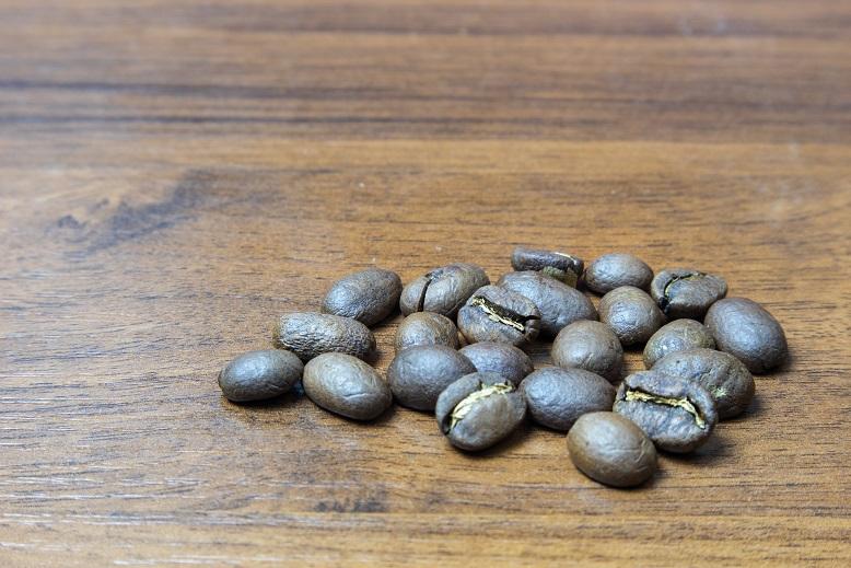 фото кофейных зерен копи лювак