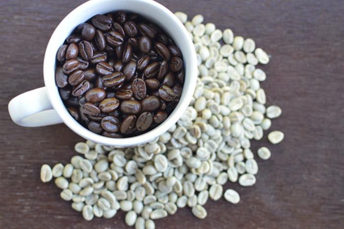 фото зерен колумбийского кофе