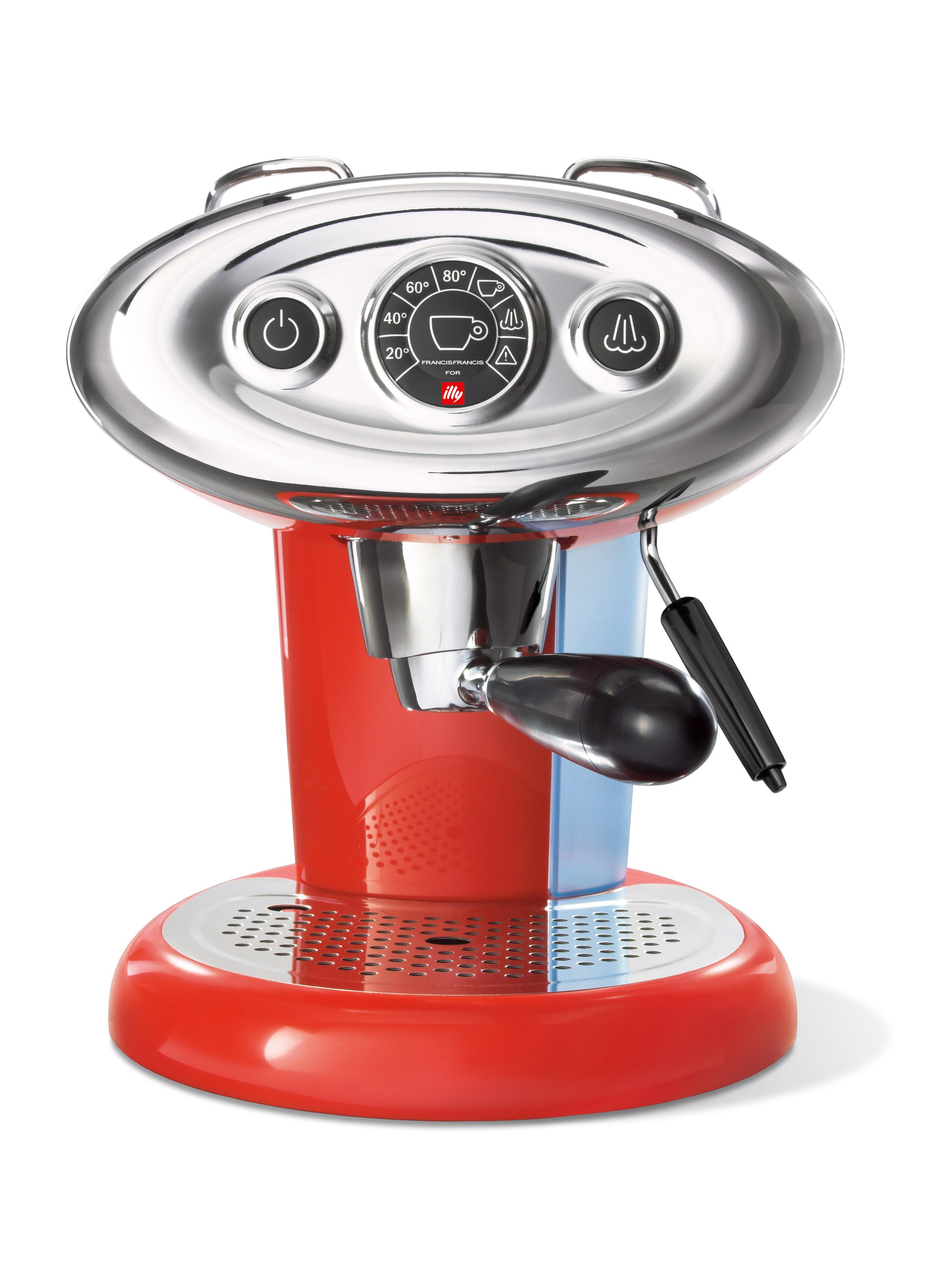 фото кофемашины Илли X7