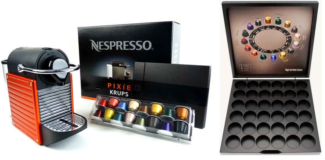 фото кофемашины Nespresso для дома