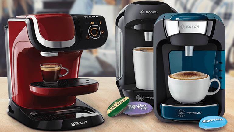 фото кофемашины Tassimo для дома