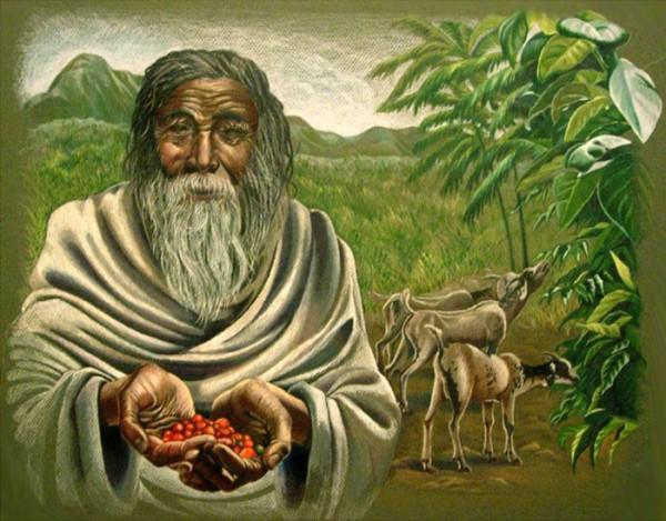 легенда о появлении кофе в Эфиопии