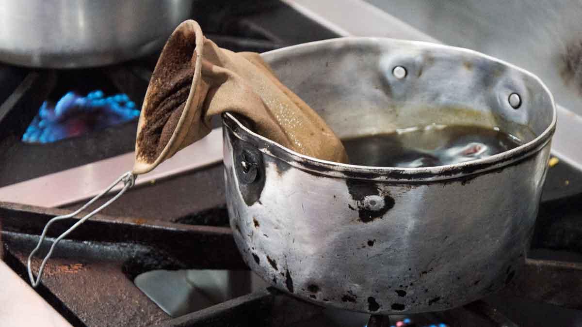 фото эквадорского кофе пасадо