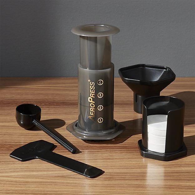 фото из чего состоит аэропресс для кофе