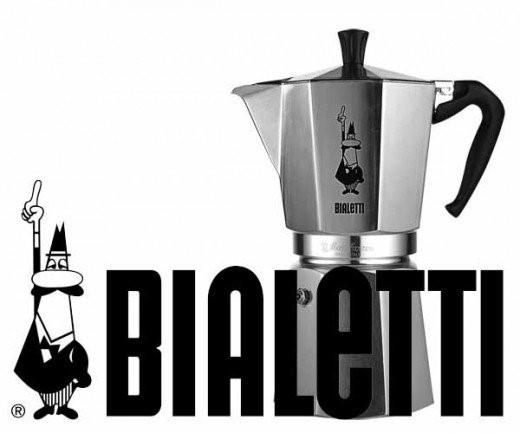 логотип компании Биалетти