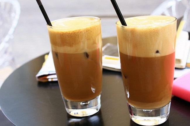 фото фраппе с натуральным кофе