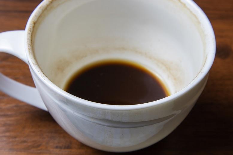 спитой кофе для растений