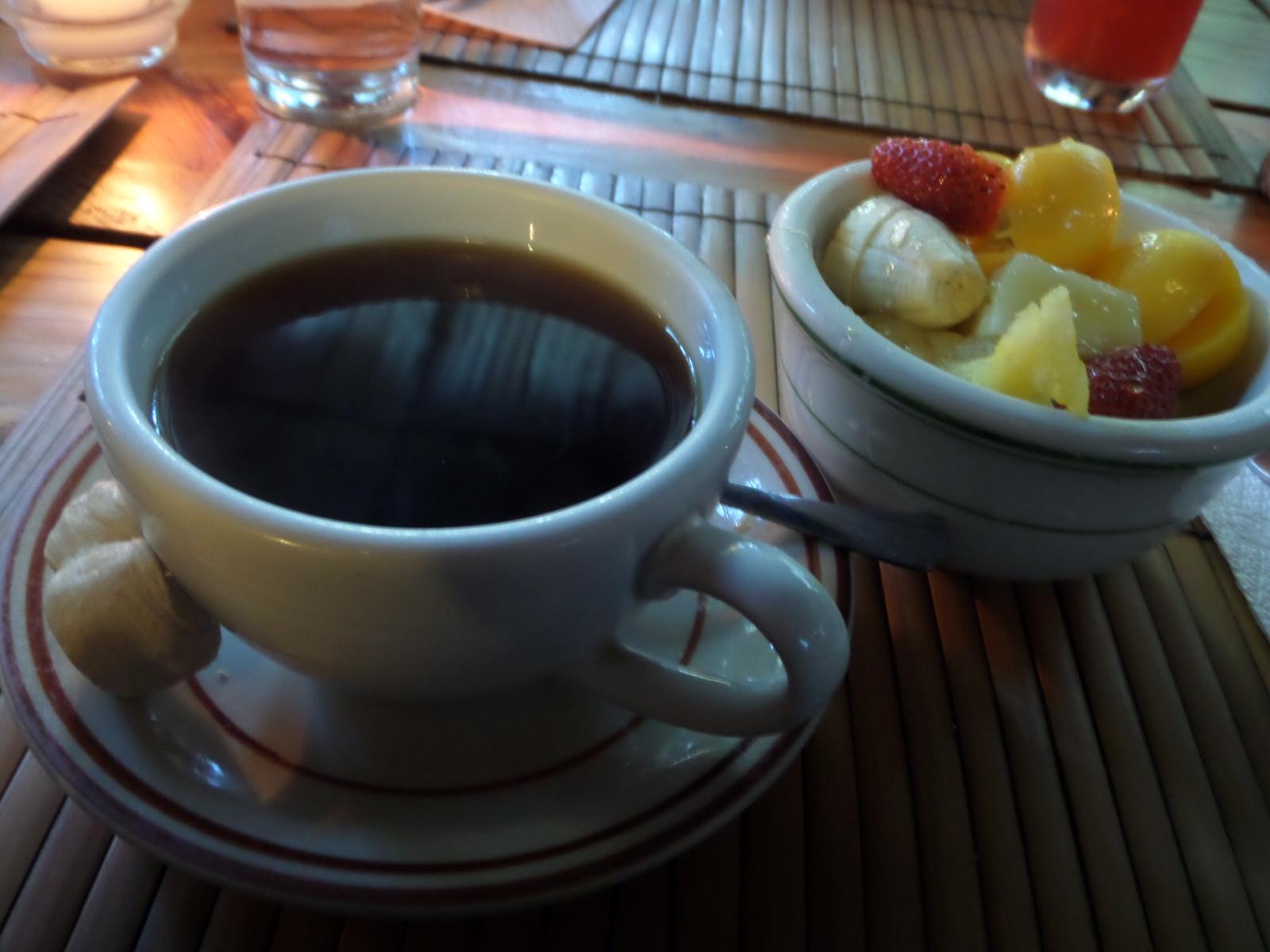 фото филиппинского кофе в кафе