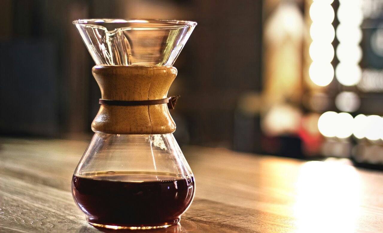фото кемекса для кофе