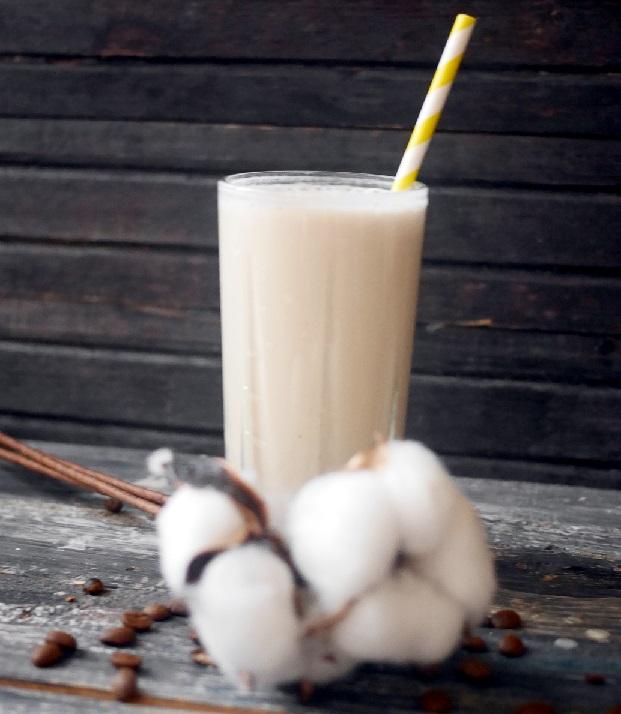 фото фраппе с молоком или сливками