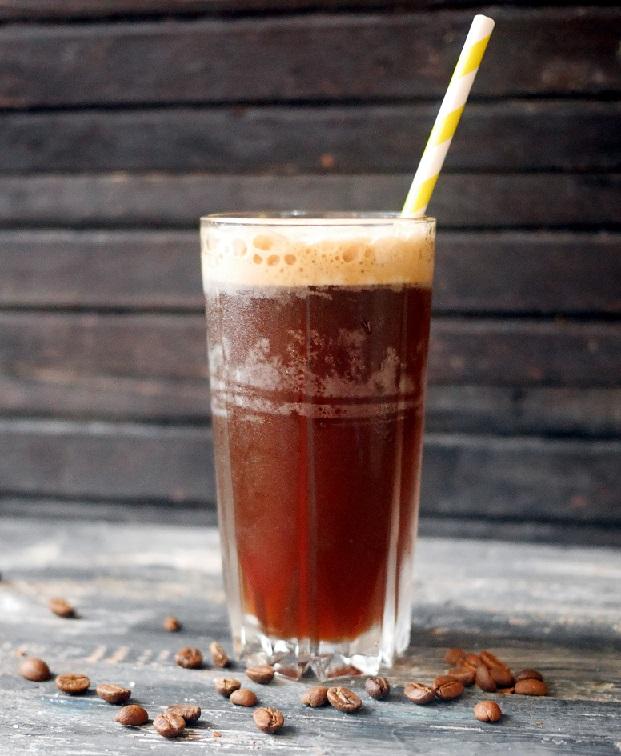 фото классического кофе фраппе
