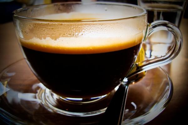 фото кофе по-польски с пенкой