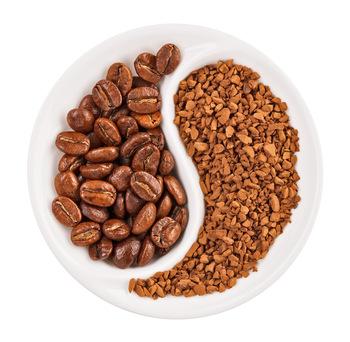 фото растворимого сублимированного кофе