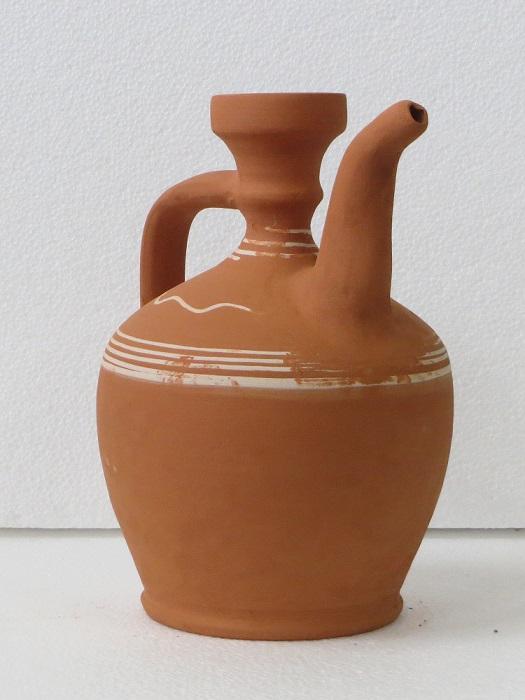 Глиняный ибрик фото