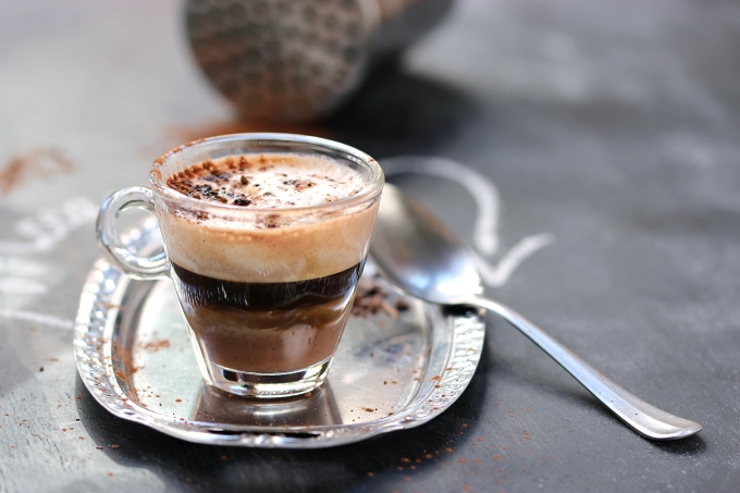 фото бичерина с какао вместо шоколада