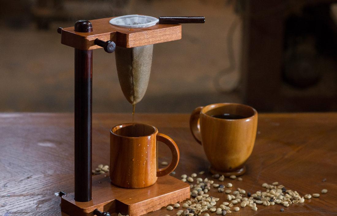 фото как заваривают кофе в Коста-Рике