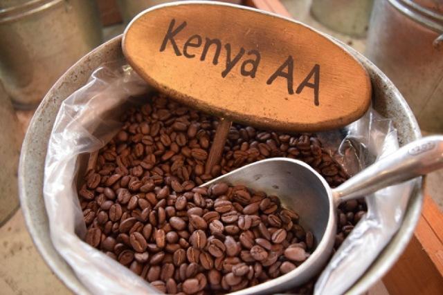 сорт кофе Кения АА
