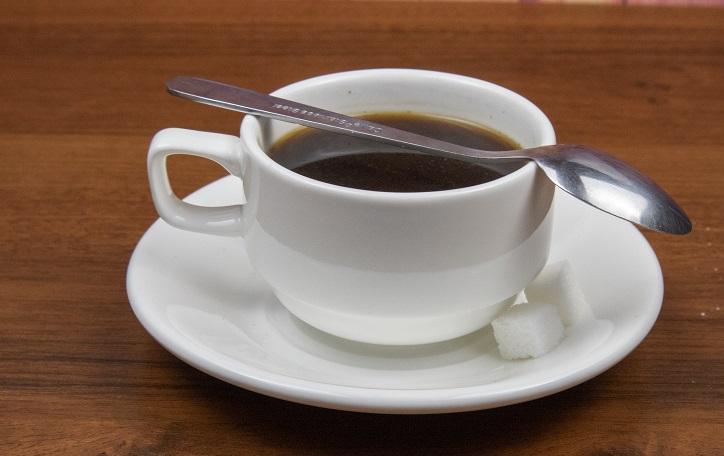 фото кофе на столе