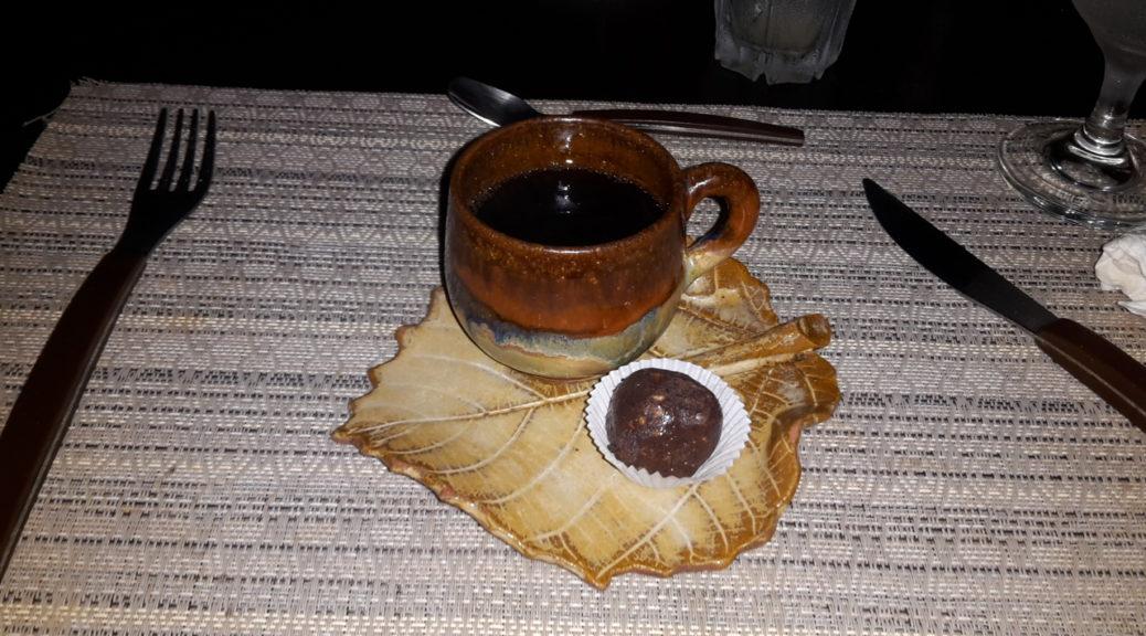 фото коста-риканского кофе в чашке