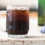 фото кофейного напитка колд брю