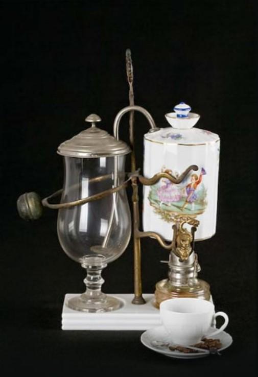 Рис.2. Балансирный сифон XIX века фото