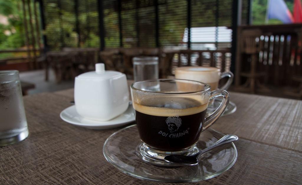 фото тайского кофе Doi Chang
