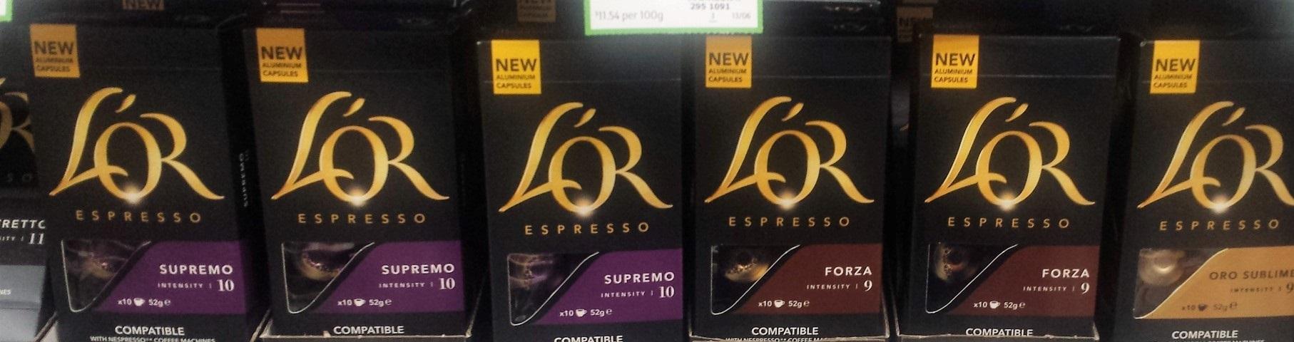 виды кофе лер
