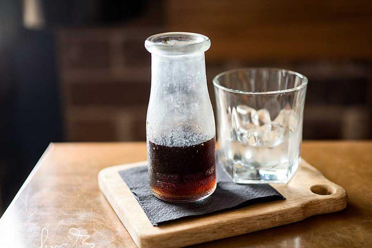 фото холодного кофе колд брю
