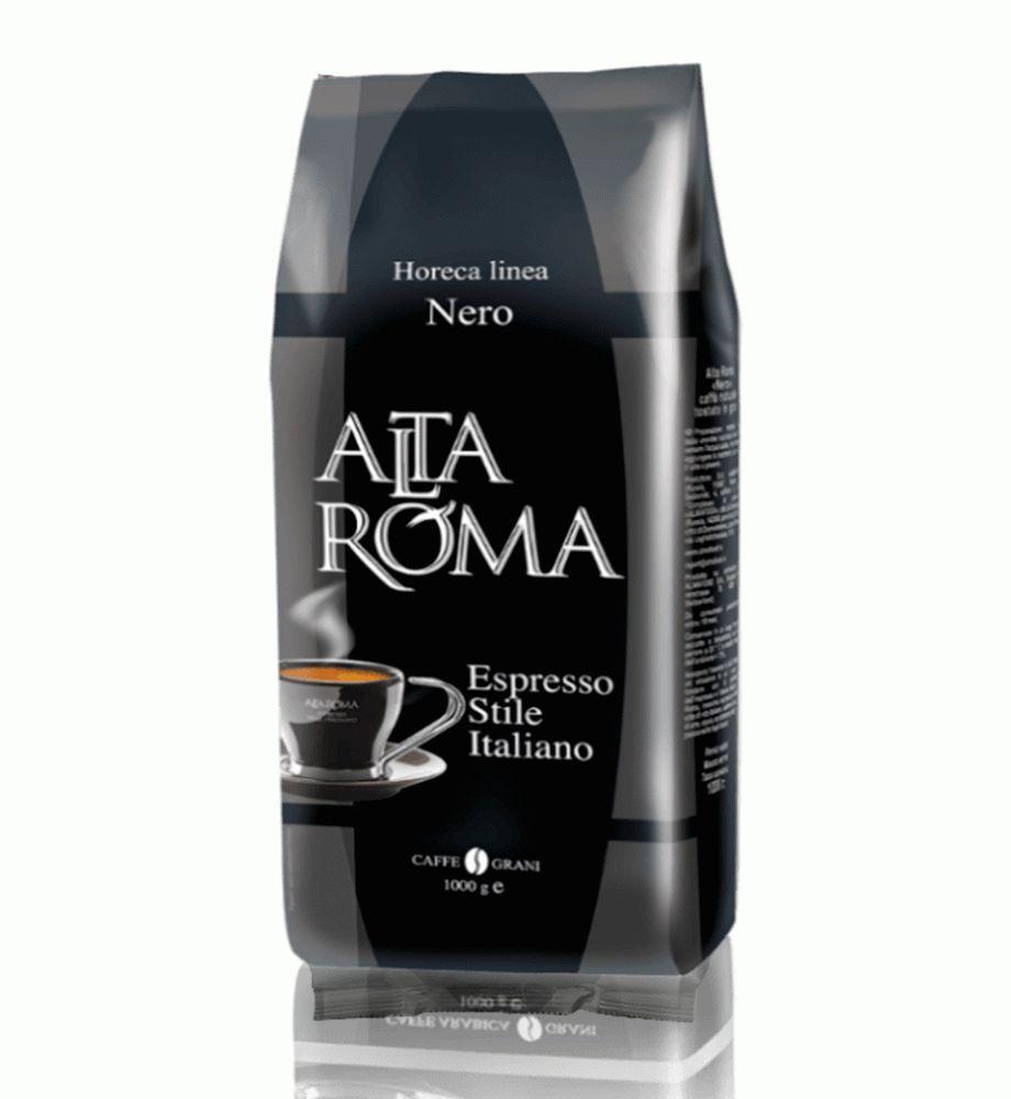 фото зернового кофе Альта Рома