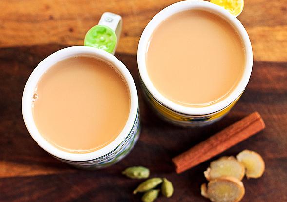 фото кофе из цикория с молоком