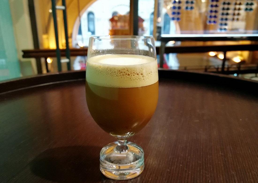 фото кофейного напитка флэт уайт