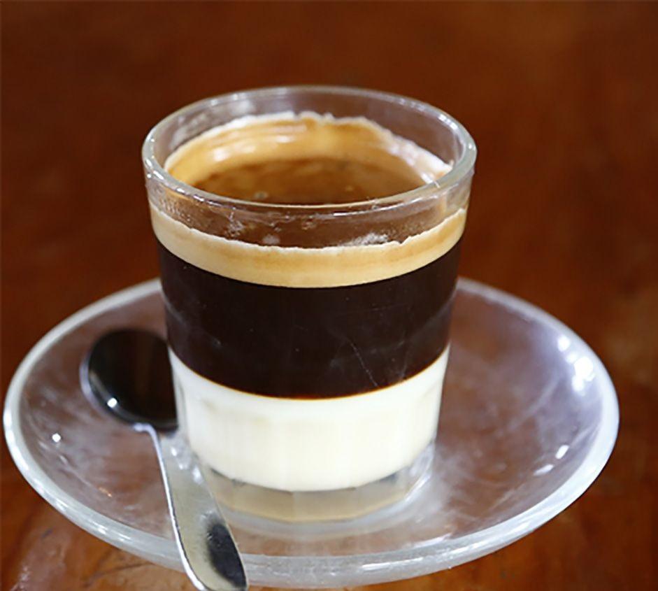 фото шоколадного кофе бомбон