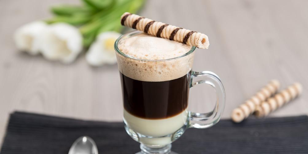 фото сливочного кофе бомбон