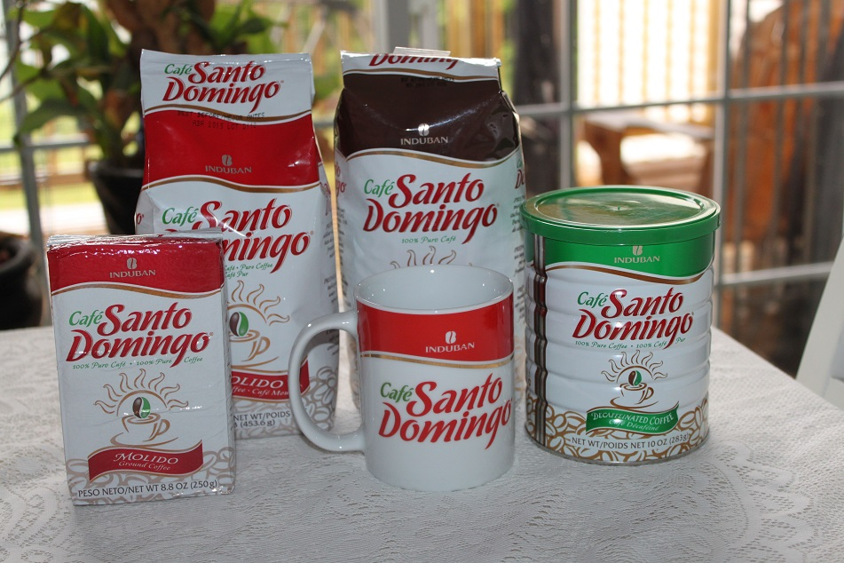 фото видов кофе Санто Доминго