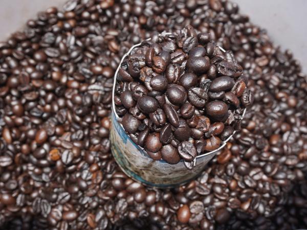 фото зерен мадагаскарского кофе