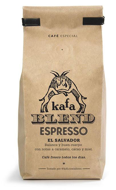 Kafa Tostadores кофе фото