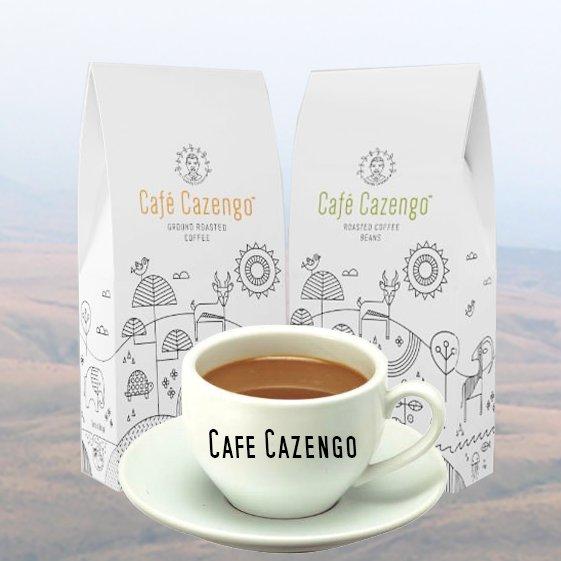 Café Cazengo фото