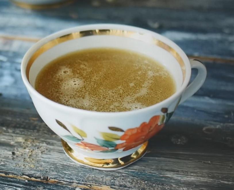 фото кофе буллетпруф, сделанного в домашних условиях