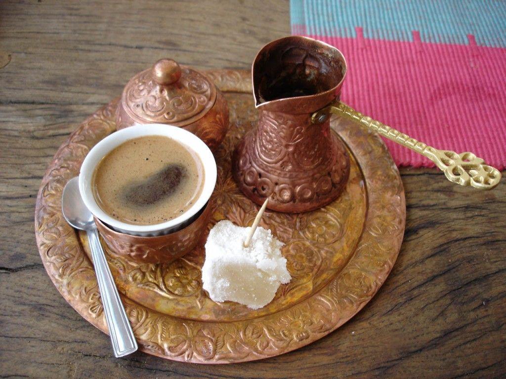 фото йеменского кофе с имбирем